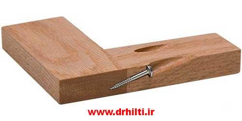 اتصال لبهای چوب