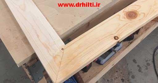 اتصال چوبی فارسی بر