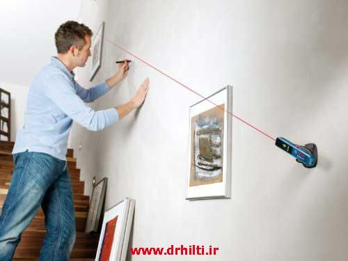 کاربرد تراز های لیزری در معماری داخلی